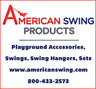 American swing playground products