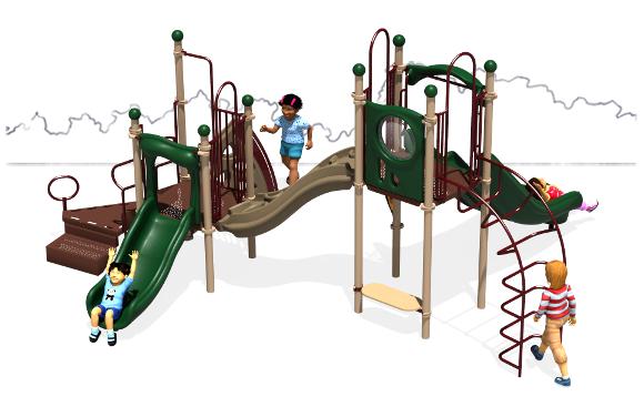 slides for playgrounds