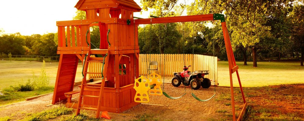 Wooden Playscapes