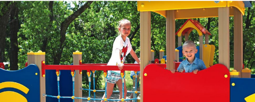 A Detailed Review about the Playground Equipment