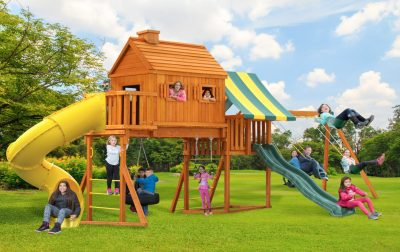 Playset Safety Guide for Parents
