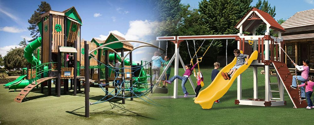 Why Should You Look for Commercial Indoor Playground Equipment