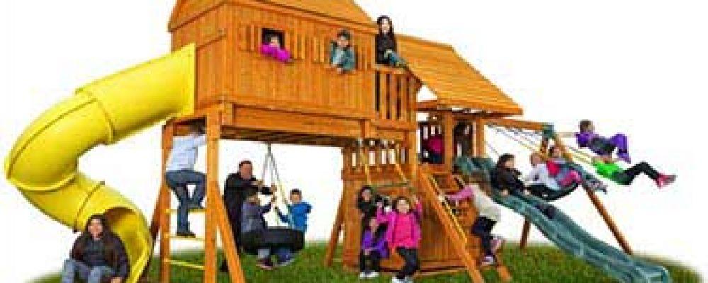 Playground Equipment for Preschools